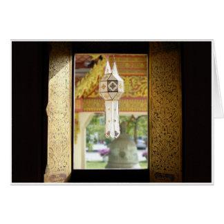 Tempel-Fenster Karte
