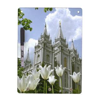 Tempel Salt Lake Citys LDS Memoboard