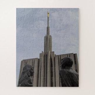 Tempel Seattles LDS