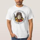 Templerabbild aus einer Vitrage T-Shirt