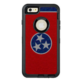 Tennessee-Flagge OtterBox iPhone 6/6s Plus Hülle