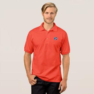 Tennessee-Flaggen-Tristar-Polo Polo Shirt