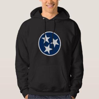 Tennessee-Flaggen-TristarHoodie Hoodie