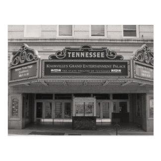 Tennessee-Theater Postkarte