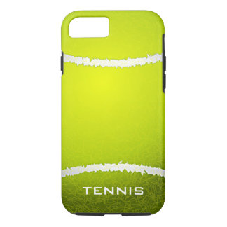 Tennis-Entwurf iPhone 7 Fall iPhone 8/7 Hülle