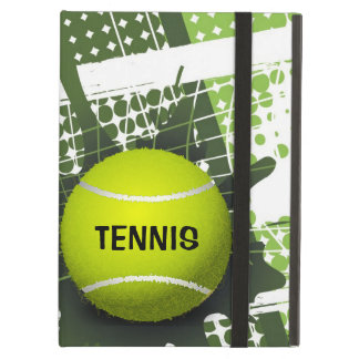 Tennis-Entwurfs-iPad Air ケース