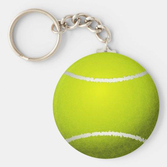 Tennis jedermann schlüsselanhänger