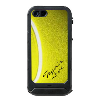 Tennis-Liebe Incipio ATLAS ID™ iPhone 5 Hülle