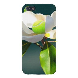 Tennis-Magnolie iPhone 5 Hülle