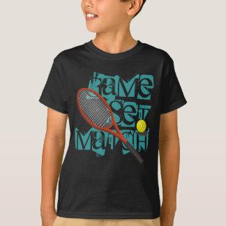 Tennis personalisiert T-Shirt