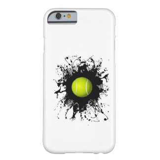 Tennis-städtischer Art iPhone 6 Fall Barely There iPhone 6 Hülle