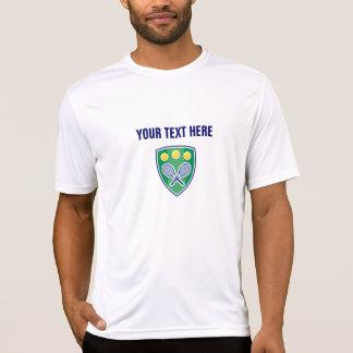 Tennis-Team-T-Shirts für Männer und Frauen T-Shirt