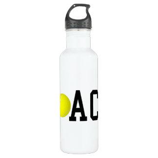 Tennis-Trainer-Freiheits-Flasche Edelstahlflasche