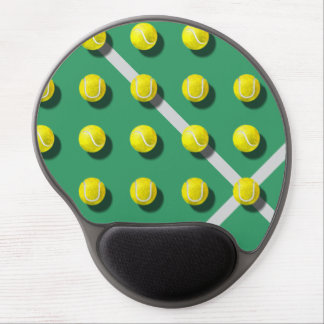 Tennisbälle Gel Mousepad
