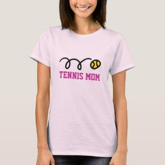 Tennismamma-T - Shirt - Geschenkidee für