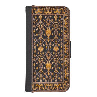 Teppich iPhone 5/5S Geldbörsen-Kasten iPhone SE/5/5s Geldbeutel