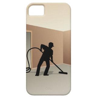 Teppich-Reinigung iPhone 5 Case