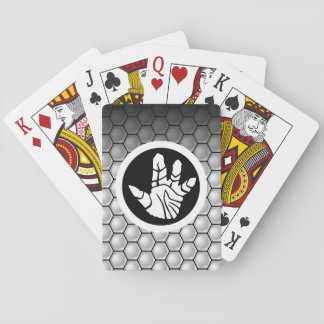 Teratom-Logo-Spielkarten Spielkarten