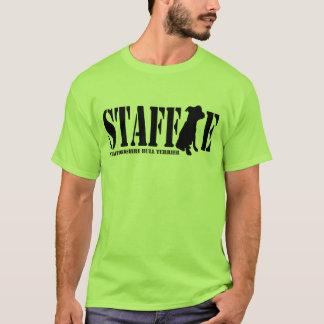 Terrier Staffordshires Stier - T-Shirt