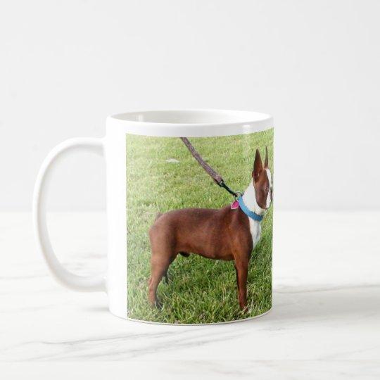 Terrier-Tasse Browns Boston Kaffeetasse