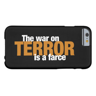 Terror-Netze iPhone 6/6s Fall Barely There iPhone 6 Hülle