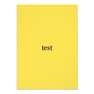 Test Karte