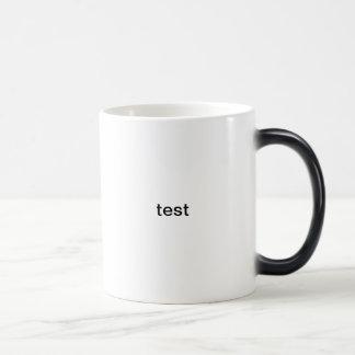 Test Verwandlungstasse