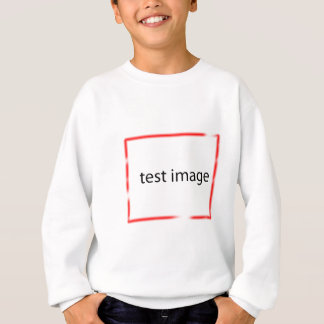 Test-Zazzle Sweatshirt