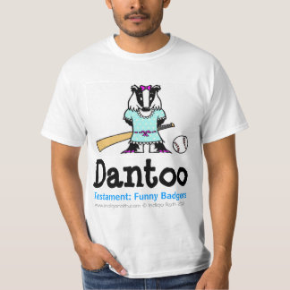 TESTAMENT: LUSTIGES DACHSE (TM) Dantoo T-Stück T-Shirt