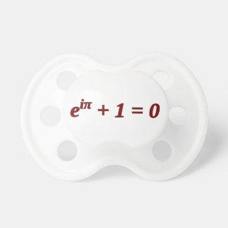 Tétine de l'identité d'Euler