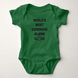 Teuerste Wecker der Welt der Baby Strampler