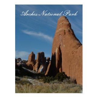 Teufel-Garten Postkarte