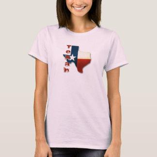 Texan - geboren und gezüchtet T-Shirt