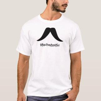 Texan-Schnurrbart T-Shirt