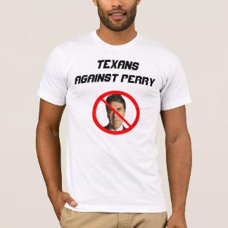 Texans gegen Perry-Amerikanischen hergestellten T-Shirt