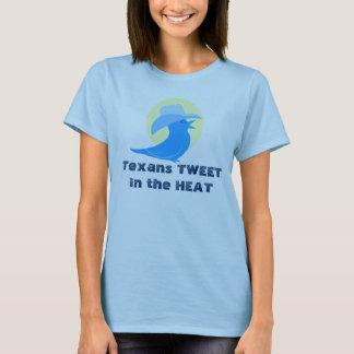 Texans TWEETin die HITZE T-Shirt