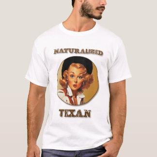 Texas eklektisch: Bürgern Sie Texan ein! T-Shirt