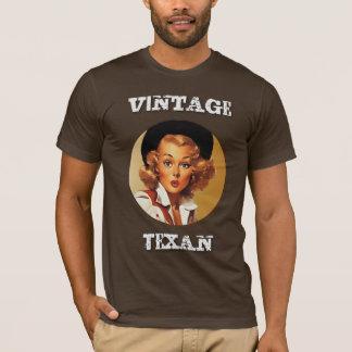 Texas eklektisch: Vintager Texan! T-Shirt