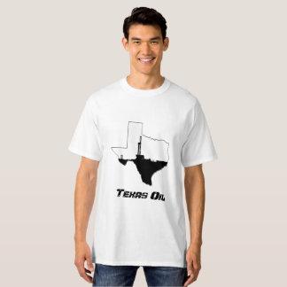 Texas-Erdölbohrungs-Anlage T-Shirt