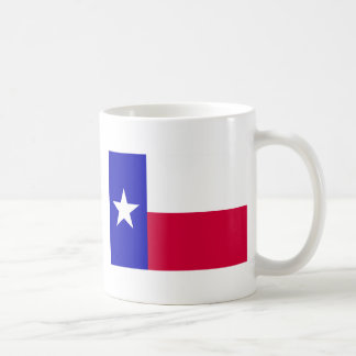 Texas-Flagge Kaffeetasse