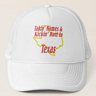 Texas - Kickin Hintern Truckerkappe