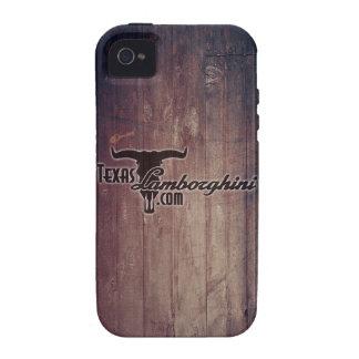 Texas Lamborghini iPhone 4/4S Fall iPhone 4 Hülle