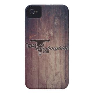 Texas Lamborghini iPhone 4 Fall iPhone 4 Case-Mate Hülle