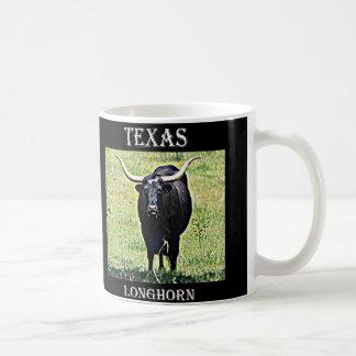Texas Longhorn Kaffeetasse