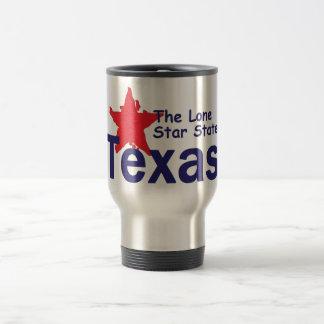 Texas Reisebecher