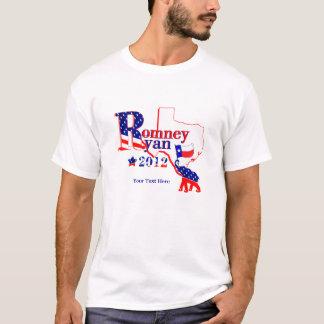 Texas Romney und kundengerechtes T-Shirt Ryans