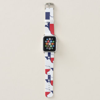 Texas-Staats-Apple-Uhrenarmband Apple Watch Armband