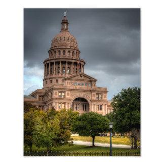 Texas-Staats-Hauptstadts-Gebäude Photodrucke