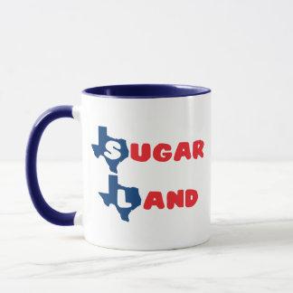 Texas-Stadt-Zuckerland Tasse