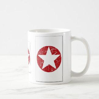 Texas-Sternzeichen, Texas-Sternzeichen, Kaffeetasse